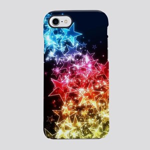 Colorful Stars iPhone 7 Tough Case
