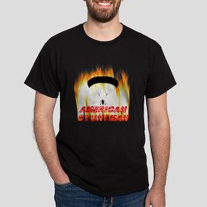 American Stuntman Dark T-Shirt