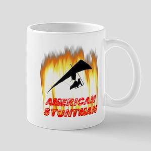 Hang Gliding Stuntman Mug