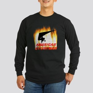 Ultralight Stuntman Long Sleeve Dark T-Shirt