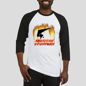 Ultralight Stuntman Baseball Jersey
