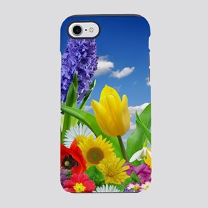 Blooming Flora iPhone 7 Tough Case