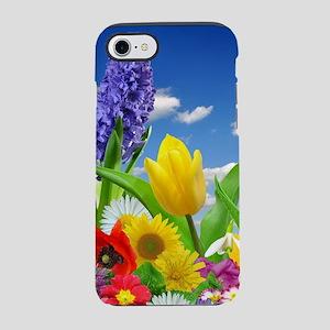 Blooming Flora iPhone 7 Tough Case