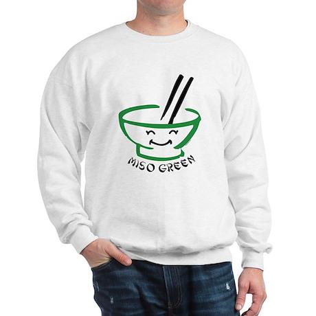 Miso Green Sweatshirt