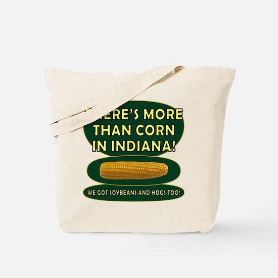 Indiana Corn Tote Bag