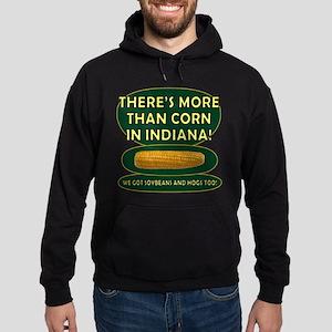 Indiana Corn Hoodie (dark)