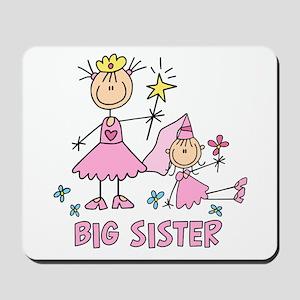 Stick Princess Duo Big Sister Mousepad