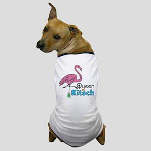Queen of Kitsch Dog T-Shirt