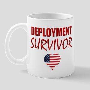 Deployment Survivor Mug