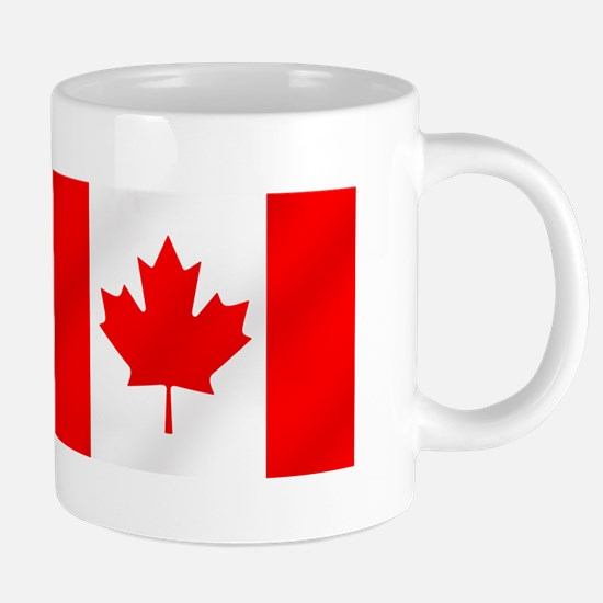 Flag of Canada 20 oz Ceramic Mega Mug