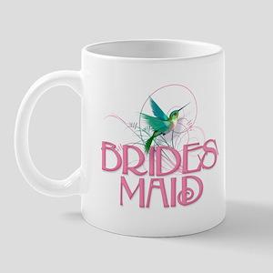 Hummingbird Bridesmaid Mug
