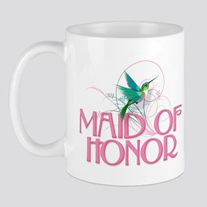 Hummingbird Maid of Honor Mug