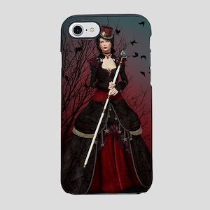 Dark Lady iPhone 7 Tough Case