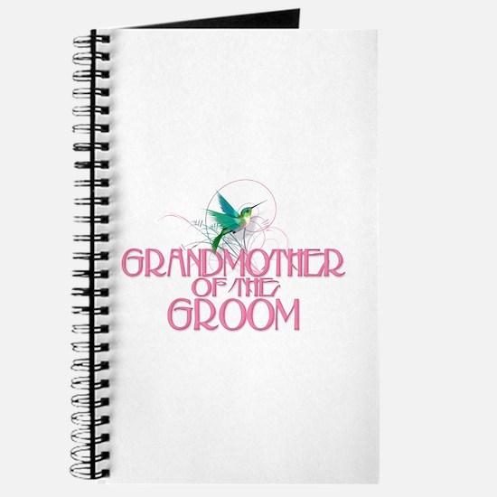 Hummingbird Grandmother Groom Journal