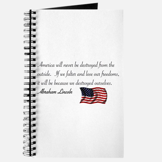 If We Falter Journal