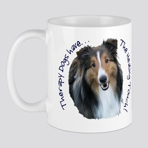Therapy Dogs...Healing Touch Mug