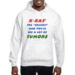 X-RAY BAILOUT Hooded Sweatshirt