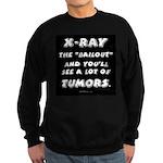 X-RAY BAILOUT Sweatshirt (dark)