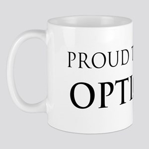 Proud Optimist Mug
