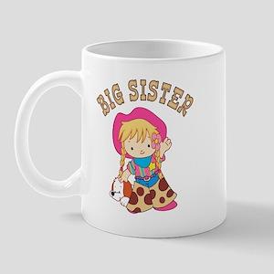 Cowkids Big Sister Mug
