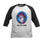 JOJO THE CLOWN Kids Baseball Jersey