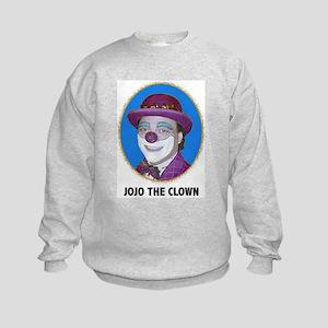 JOJO THE CLOWN Kids Sweatshirt