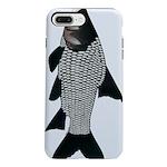 Giant carp barb iPhone 8/7 Plus Tough Case