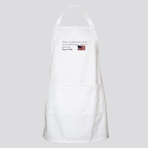 The Laws of God and Nature BBQ Apron