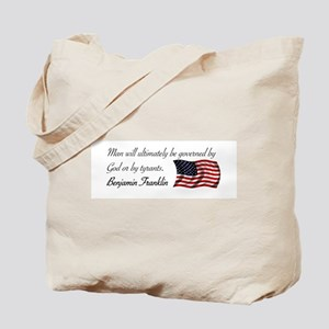 God or Tyrants Tote Bag