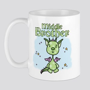 Lil Dragon Middle Brother Mug