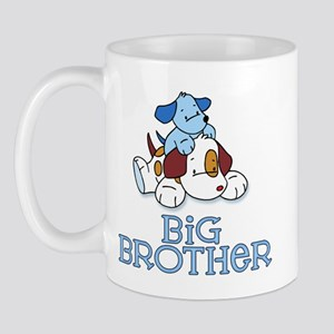Cute Puppys Big Brother Mug