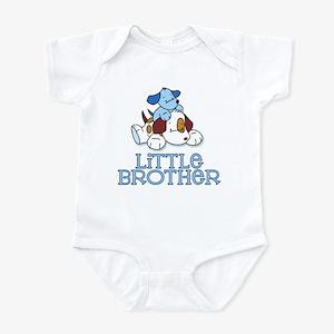 Cute Puppys Little Brother Infant Bodysuit
