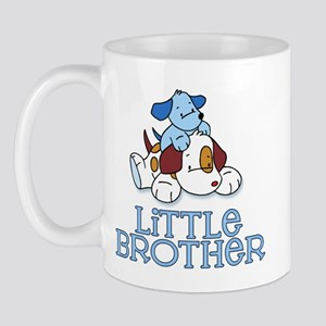 Cute Puppys Little Brother Mug