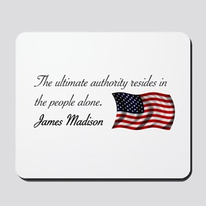 Ultimate Authority Mousepad