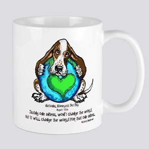 Homeless Pet Day copy Mugs