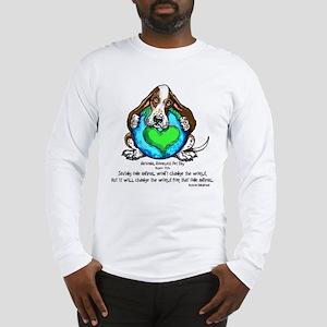 Homeless Pet Day copy Long Sleeve T-Shirt