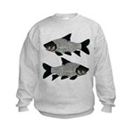 Giant carp barb Sweatshirt