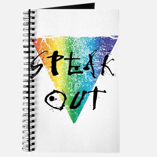 Speak Out Journal