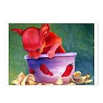salsa dog Postcards (Package of 8)