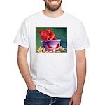 salsa dog White T-Shirt