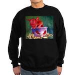 salsa dog Sweatshirt (dark)