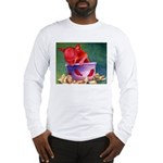 salsa dog Long Sleeve T-Shirt