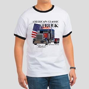 Classic Peterbilt Truck Ringer T