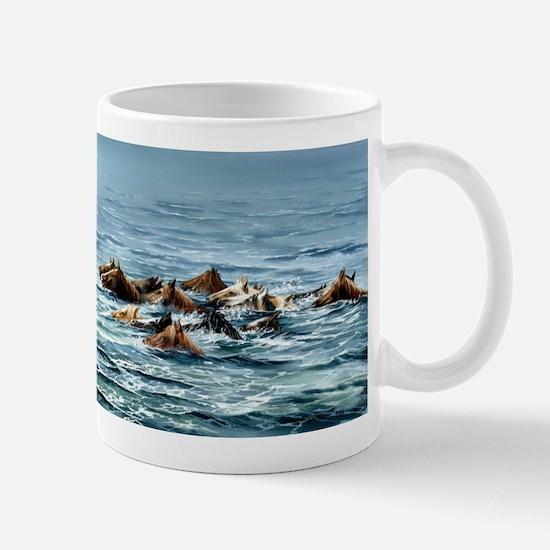 Cute Assateague island Mug