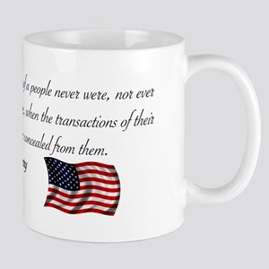 Concealing the Truth Mug