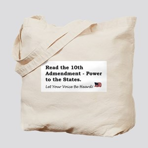 Power to the States! Tote Bag