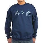 Do the Math Sweatshirt (dark)