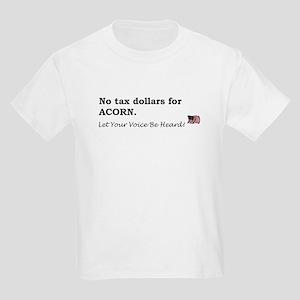 No Tax $ for ACORN Kids Light T-Shirt