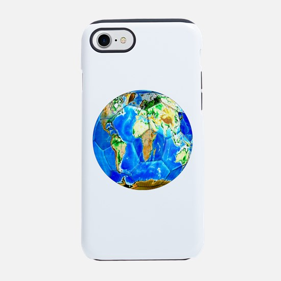 World Soccer Ball iPhone 7 Tough Case