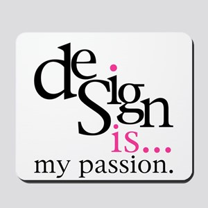 Design is... Mousepad